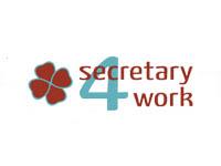 Secretary 4 work